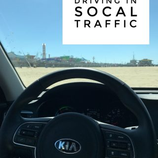Driving in SoCal Traffic