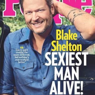Everybody's Mad About Blake Shelton.
