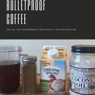 Gingerbread Bulletproof Coffee