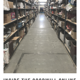 Inside the Goodwill Treasure Vault