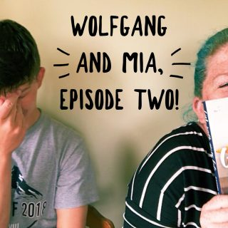 Wolfgang and Mia, Episode Two (Show Notes)