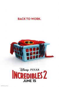 Mom Power in Incredibles 2