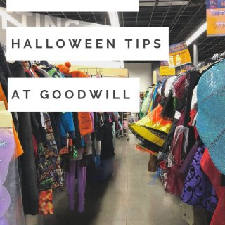 Last-Second Moms Can Find Halloween Costume Help at Goodwill