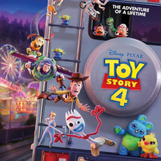 Toy Story 4-ever {a movie review}