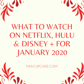 What to Watch on Netflix, Hulu and Disney+ for January 2020 (Motivational)